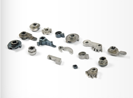 Latch components